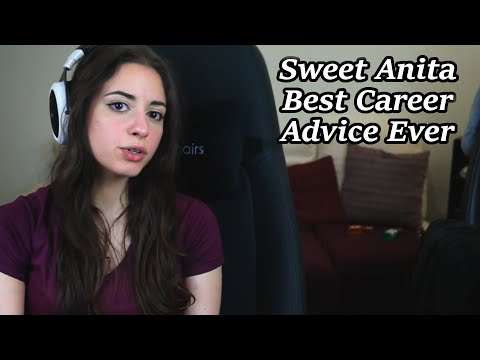 Sweet Anita gives the Best Career Advice ever