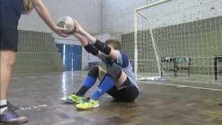 Treinamento de Goleiro - Futsal Goalkeeper Training