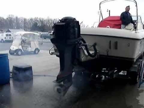 1999 Yamaha OX66 Fuel Injected 225HP Outboard Motor