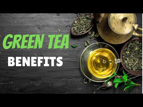 Wonderful Health Benefits Of Green Tea You Should Know | Healthy Living Tips