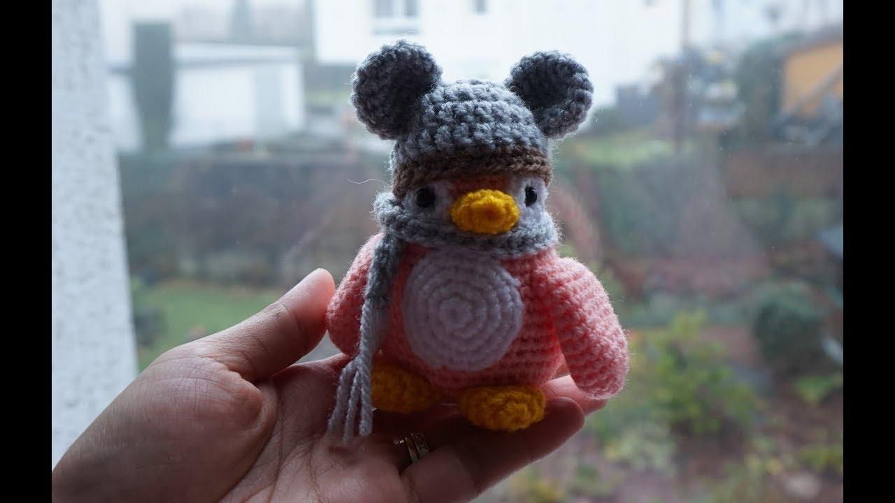 Penguin Amigurumi Crochet Youtube
