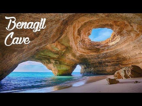 [BENAGIL] CAVES  & BEST BEACHES / ALGARVE PORTUGAL