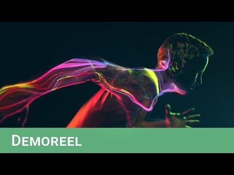 MAXON Cinema 4D General Showreel 2017