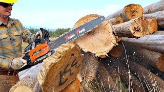 Best Cheap Chainsaw To Buy 2018-19 - XtremepowerUS Review & Unboxig