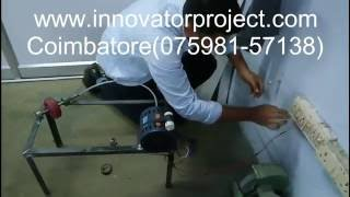 automotive engineering projects / automobile mini projects for engineering students