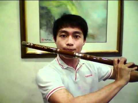 Comparism of Low G Chinese Bamboo Flute Dizi