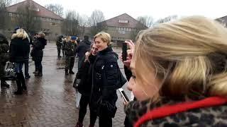 Max Broers geslaagd voor het 1e gedeelte voor de marechaussee in Apeldoorn
