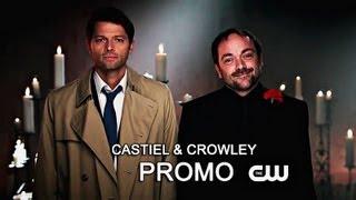 Supernatural Season 9 - Castiel & Crowley Promo