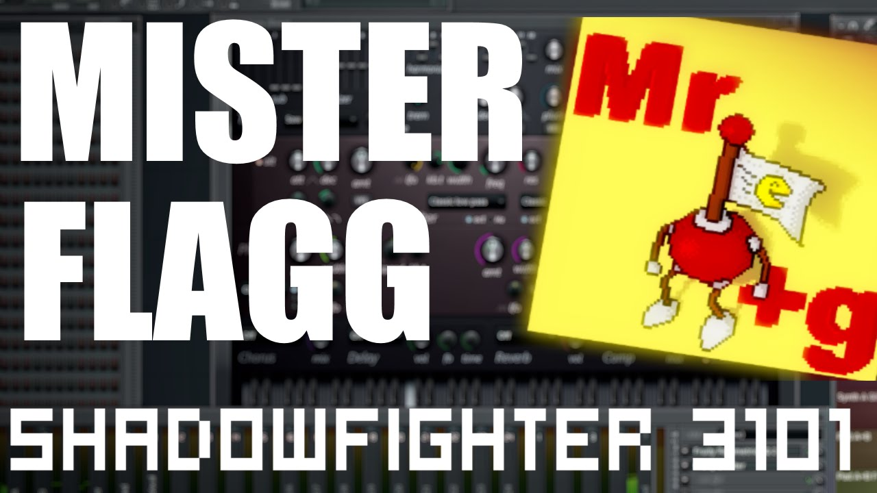 Download MisterFlagg - Shadowfighter 3101 (Mix by OliverMusik)