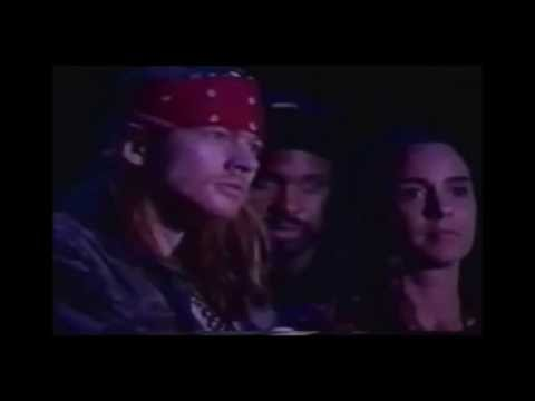 Guns & Roses - The Best of Axl Rose pissed off