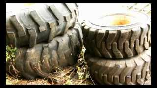 John Deer Tractor Tires And Rims  For Sale Tampa Fl