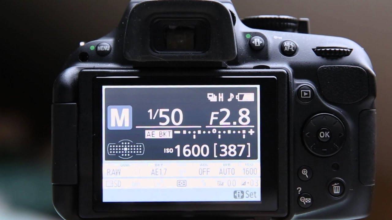 d5200 bracketing for hdr youtube rh youtube com D5000 Bracketing D5000 Bracketing