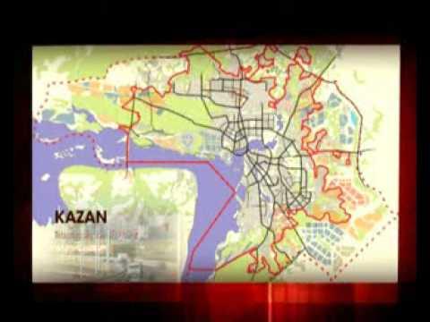 Welcome to Kazan - Russia`s third capital