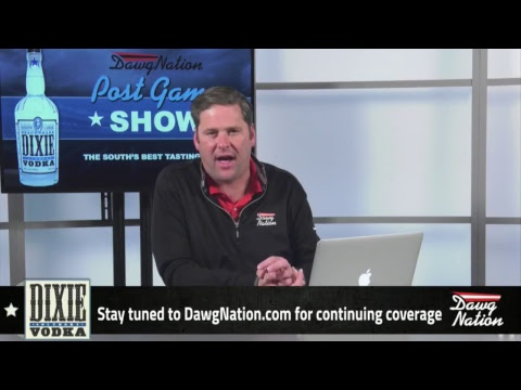 Dixie Vodka Post-Game Show: Georgia wins SEC title