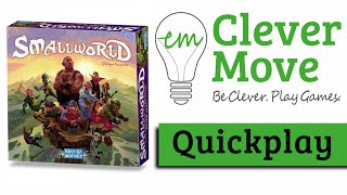 Learn the Small World Board Game in 3 minutes.
