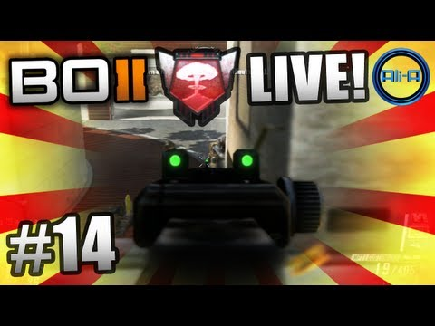 """""""☢ NUCLEAR BABY!"""" - BO2 LIVE w/ Ali-A #14 - Black Ops 2 Multiplayer Gameplay"""