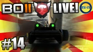 """☢ NUCLEAR BABY!"" - BO2 LIVE w/ Ali-A #14 - Black Ops 2 Multiplayer Gameplay"