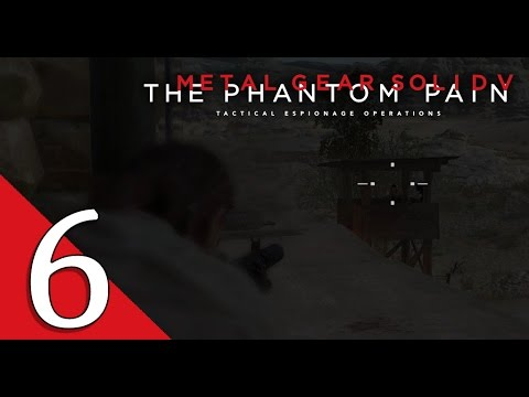 Metal Gear Solid 5: The Phantom Pain - Episode 6 - Well, THAT happened...