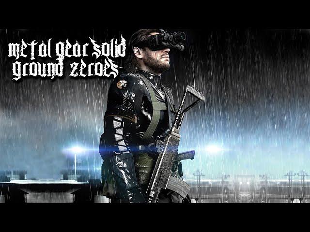 Metal Gear Solid - Ground Zeroes Stealth [No Kills]