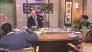 Jim Carrey - Fire Marshall Bill At Asian Restaurant!!