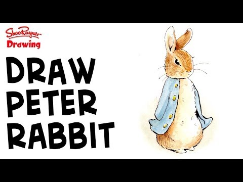 How to draw & paint Peter Rabbit like Beatrix Potter from YouTube · Duration:  22 minutes 17 seconds