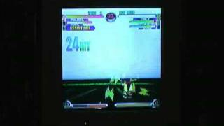MvC2: Romneto vs Phocus FT10 Money Match 2 pt 2 .:1.31.10:.