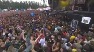 The Darkness - Live @ Werchter 2004 - 05 - Makin' Out