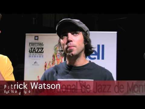 Patrick Watson - Press Conference Festival International De Jazz De Montréal