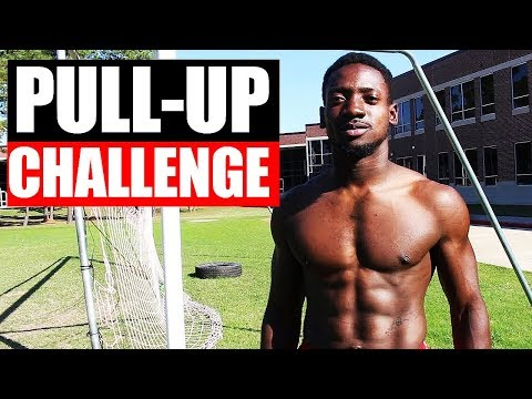 Pull up or Shut up Challenge - Austin Dunham