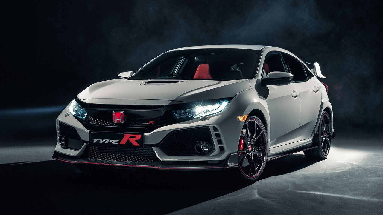 New 2017 Honda Civic Type R 2 0l I Vtec Di Turbo