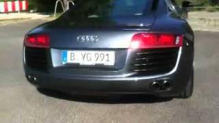 TC-Concepts Audi R8 Toxique 2011 Videos