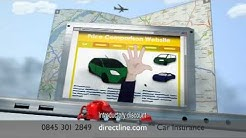 Direct Line - Autumn 2009 - Car Insurance