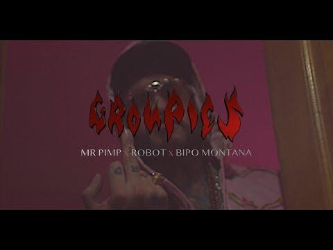 Смотреть клип Mr Pimp X Robot X Bipo Montana - Grupis
