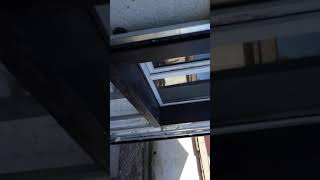 Монтаж откосов из сайдинга