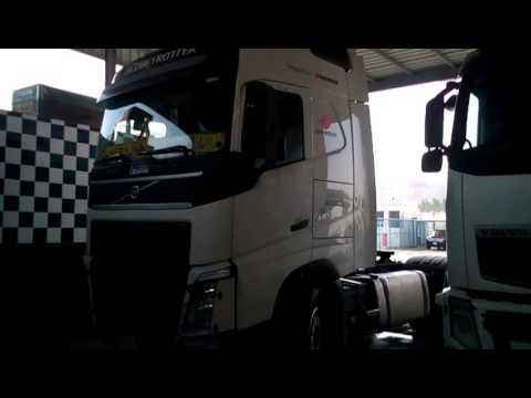 """Volvo Truck """"Air"""