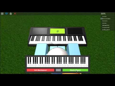 Roblox | How To Play All Star Piano V.2!!!