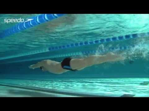 Breaststroke Swimming Technique Body Position- Speedo