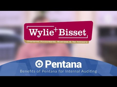 Wylie Bisset – Benefits of Pentana for internal auditing