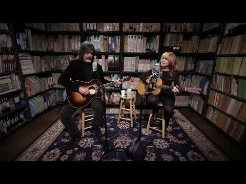 Larry Campbell & Teresa Williams - Turn Around - 11/7/2017 - Paste Studios, New York, NY