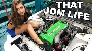 SHE'S IN!!!! - Project GTR EP 28