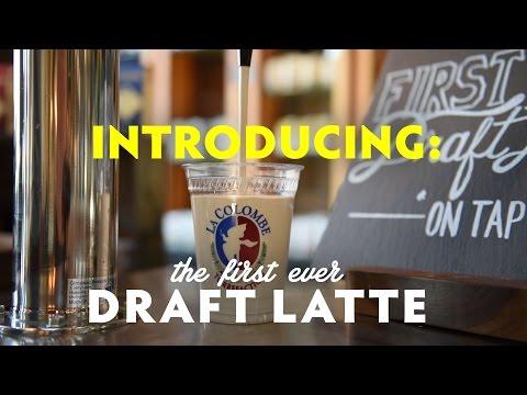 Introducing: Draft Latte