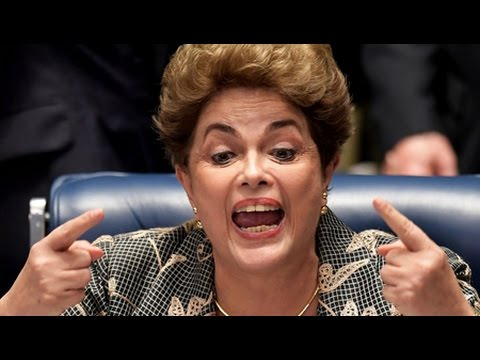 Brazil's Defiant Rousseff Takes the Stand, But Will Democracy Survive?