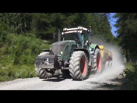 gros tracteurs passion fendt vario 924 hermitte tp youtube. Black Bedroom Furniture Sets. Home Design Ideas