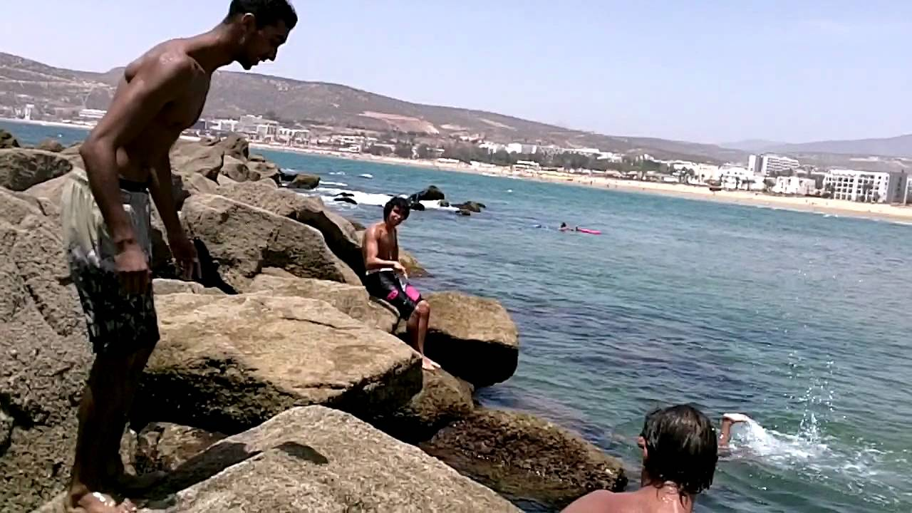 Agadir Beach Morocco - Youtube-2533