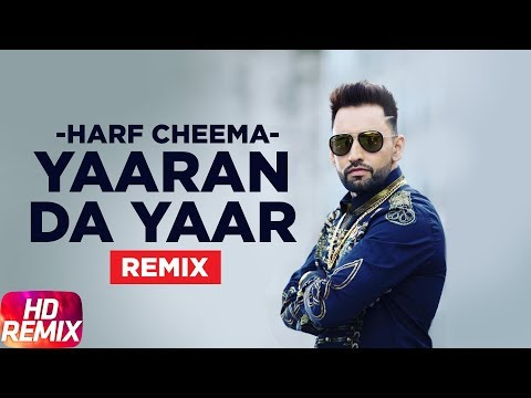 Yaaran Da Yaar ( Dhol Mix ) | Harf Cheema | Deep Jandu | Sukh Sanghera | Speed Records