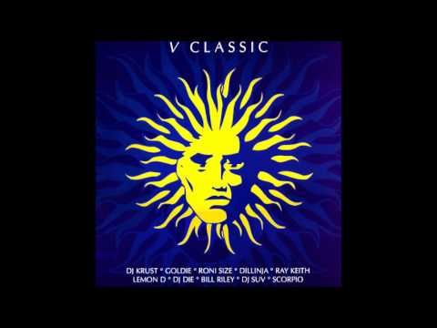 V Classic Mixed By Bryan G (1997)