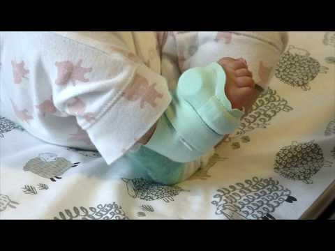 Daddy Boot Camp - Testing the Owlet Smart Sock 2 to Calm Parents' Fear