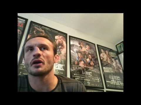 Interview with Brad 'One Punch' Pickett ahead of UFC Hamburg
