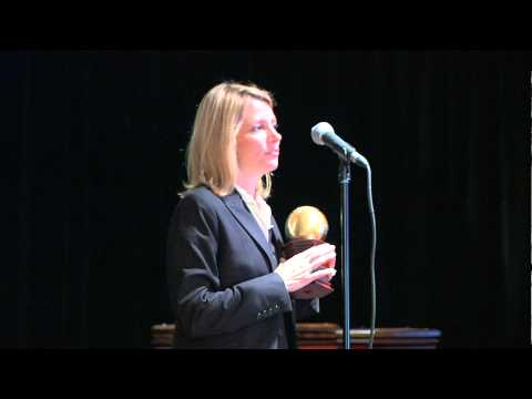 Ginger Gorden, Chief Financial Officer -- TradingPartners - Golden Bridge Awards 2011