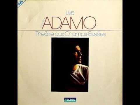 Live Theatre aux Champs-Elysées LP2   Full Album - Salvatore Adamo